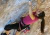 Via Heróis da Resistência - primeira parte 9A (Serra do Cipó/MG). Foto: Denise Viana