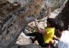 Boulder Bem vindo - Cocalzinho - GO Fotógrafo: Rodolfendas