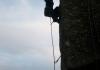 """Aresta do Urubu"""", Pedra do Urubu, Urca. Foto: Tchumbão"""